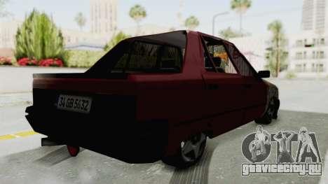 Renault Broadway v2 для GTA San Andreas вид слева