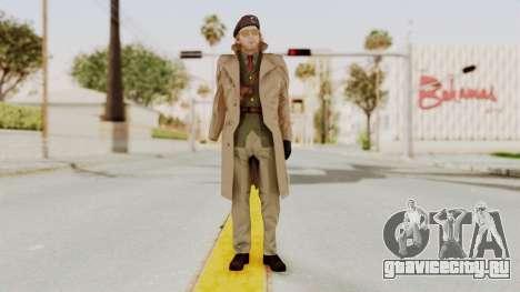 MGSV TPP Kazuhira Miller Motherbase для GTA San Andreas второй скриншот