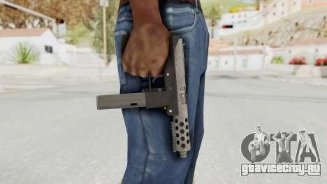 Tec-9 HD для GTA San Andreas третий скриншот