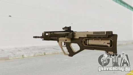 Integrated Munitions Rifle Desert для GTA San Andreas второй скриншот