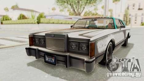 GTA 5 Dundreary Virgo Classic Custom v1 для GTA San Andreas вид сверху