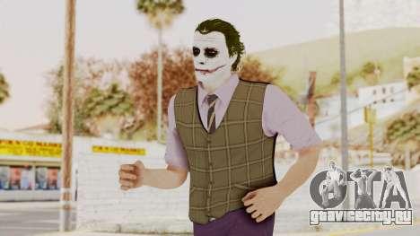 Joker Skin для GTA San Andreas