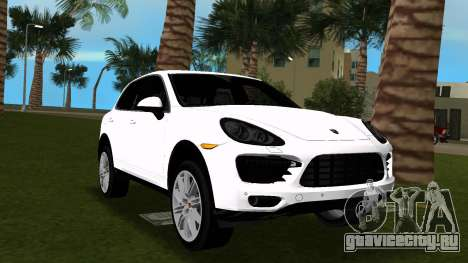 Porsche Cayenne 2012 для GTA Vice City