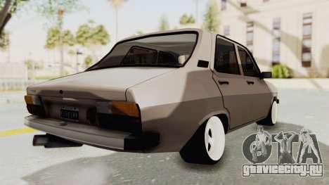 Renault 12 для GTA San Andreas вид сзади слева