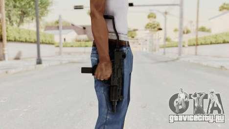 IMI Mini Uzi v1 для GTA San Andreas третий скриншот