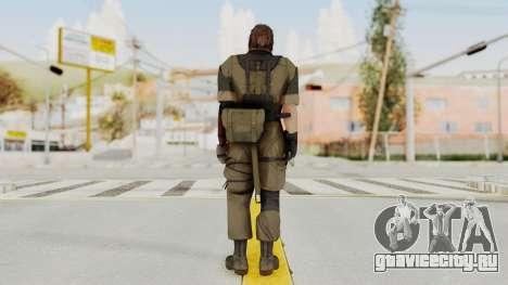MGSV The Phantom Pain Venom Snake No Eyepatch v1 для GTA San Andreas третий скриншот