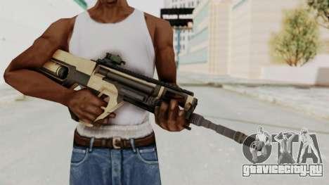 Integrated Munitions Rifle Desert для GTA San Andreas третий скриншот