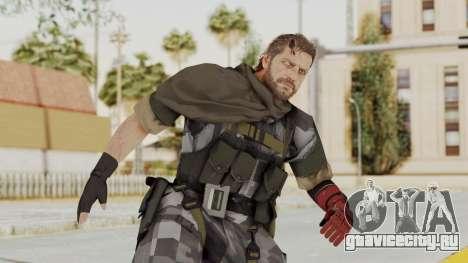 MGSV The Phantom Pain Venom Snake Sc No Patch v7 для GTA San Andreas
