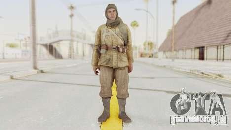 COD BO Nikholai для GTA San Andreas второй скриншот