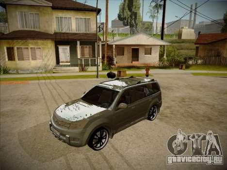 Great Wall Hover H2 2008 для GTA San Andreas
