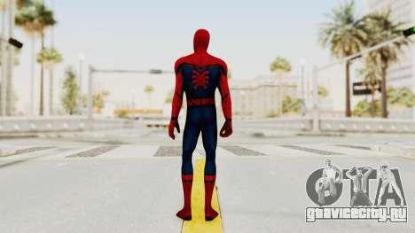 Marvel Future Fight - Spider-Man (Civil War) для GTA San Andreas третий скриншот