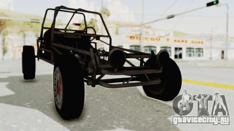 GTA 5 Space Docker для GTA San Andreas