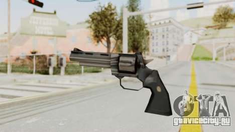 VC Python Pistol для GTA San Andreas второй скриншот