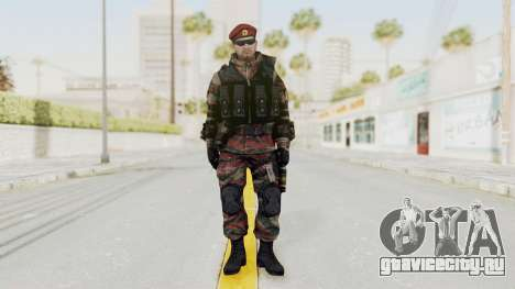 Battery Online Russian Soldier 1 v1 для GTA San Andreas второй скриншот