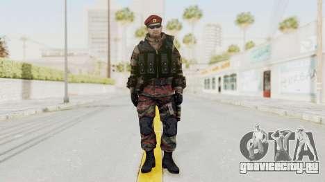 Battery Online Russian Soldier 1 v1 для GTA San Andreas второй скриншот