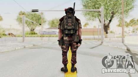 Battery Online Russian Soldier 4 для GTA San Andreas третий скриншот