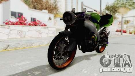 Kawasaki Ninja ZX-9R Drag для GTA San Andreas