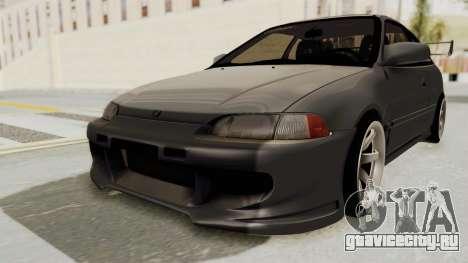 Honda Civic 1995 FnF для GTA San Andreas