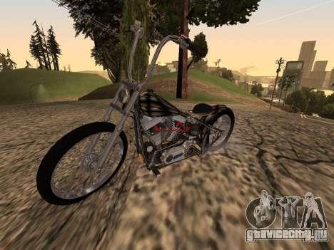 Chopper Old School для GTA San Andreas