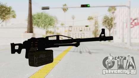 PKM 7.62mm Battlezone Mod для GTA San Andreas