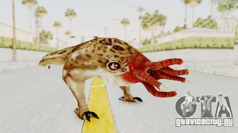 Bullsquid from Half-Life 1 для GTA San Andreas второй скриншот