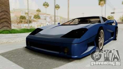 Turismo Fulmine для GTA San Andreas