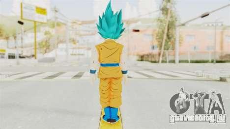 Dragon Ball Xenoverse Gohan Teen DBS SSGSS v2 для GTA San Andreas третий скриншот