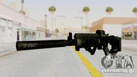 Killzone - M82 Assault Rifle Supressed для GTA San Andreas