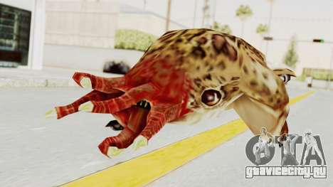 Bullsquid from Half-Life 1 для GTA San Andreas