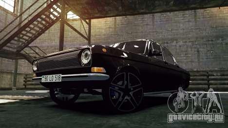 Gaz 24 Volga для GTA 4