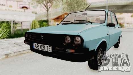Dacia 1310 MLS 1989 для GTA San Andreas вид сзади слева