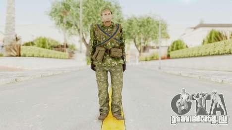 MGSV The Phantom Pain Soviet Union LMG v2 для GTA San Andreas второй скриншот