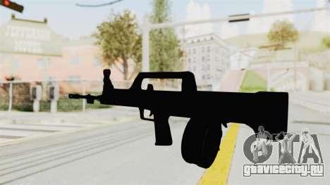 QBB-95 для GTA San Andreas третий скриншот