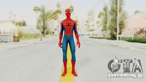 Marvel Heroes - Spider-Man для GTA San Andreas второй скриншот