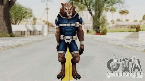 Marvel Future Fight - Warwolf для GTA San Andreas второй скриншот