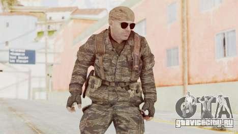 COD BO SOG Hudson v2 для GTA San Andreas