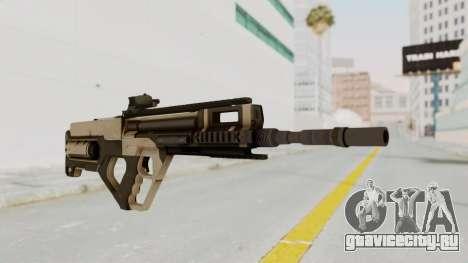 Integrated Munitions Rifle Desert для GTA San Andreas