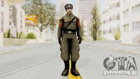 Russian Solider 1 from Freedom Fighters для GTA San Andreas второй скриншот