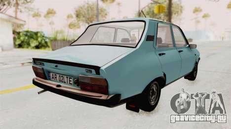 Dacia 1310 MLS 1989 для GTA San Andreas вид справа