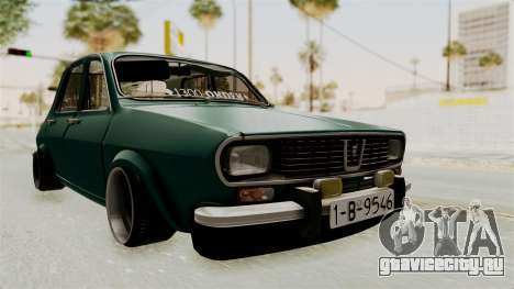 Dacia 1300 Order для GTA San Andreas вид справа