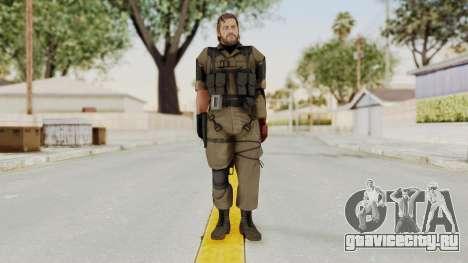 MGSV The Phantom Pain Venom Snake No Eyepatch v1 для GTA San Andreas второй скриншот