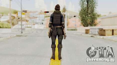 Phantomers Linda Sashantti для GTA San Andreas третий скриншот