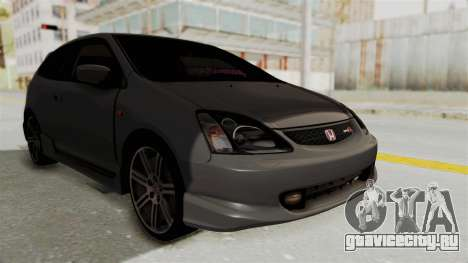 Honda Civic Type R EP3 для GTA San Andreas