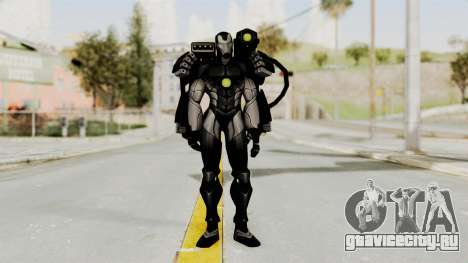 Marvel Future Fight - War Machine для GTA San Andreas второй скриншот