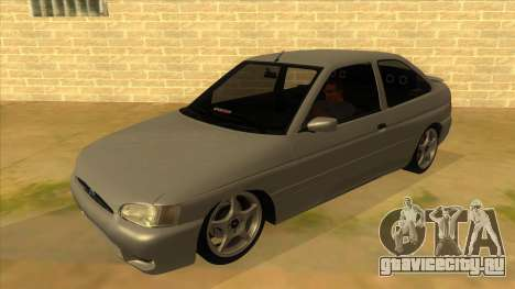 Ford Escort V2 для GTA San Andreas