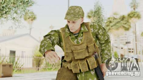 MGSV The Phantom Pain Soviet Union Vest v2 для GTA San Andreas
