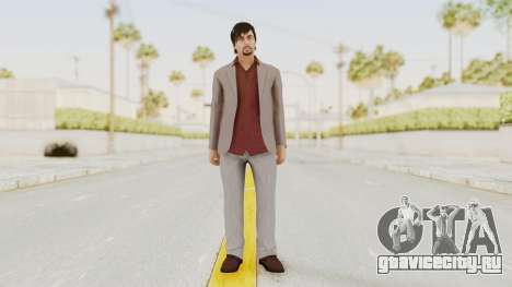 GTA 5 Online Male Skin 1 для GTA San Andreas второй скриншот