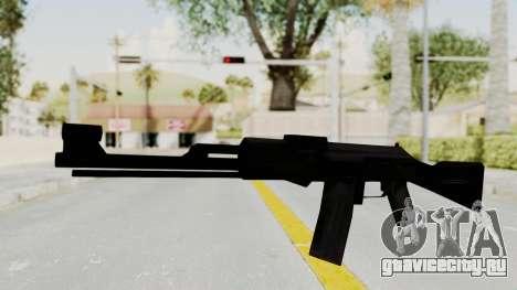 AK-74 SA Style для GTA San Andreas второй скриншот