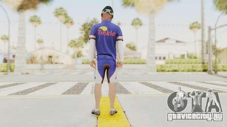 GTA 5 Cyclist 2 для GTA San Andreas третий скриншот