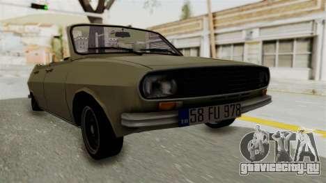 Renault 12 для GTA San Andreas